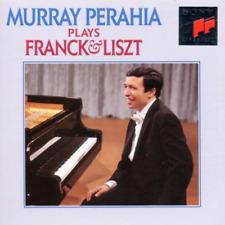 Murray Perahia - Murray Perahia plays Franck & Liszt (CD) (1991)