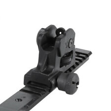 A2 Metal Rear Sight Detachable Match-Grade Universal Flat Tops Rifle Accessories