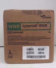 Qty 1 Sysmex Lysercell Wnr Za900002 Hematology Analyzer Lysing Reagent