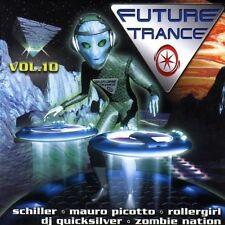 Future Trance 10 (1999) Schiller, Sash!, Paul van Dyk, Beam/Yanou, Moby.. [2 CD]