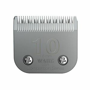 Wahl COMPETITION BLADE SET #10  1.8MM FULL TOOTH
