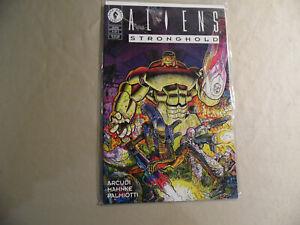 Aliens Stronhhold #4 (Dark Horse Comics 1994) Free Domestic Shipping