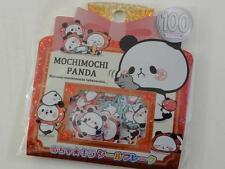 Kamio Mochi Panda Flake Sack Sticker cute kawaii journal planner gift x sanrio
