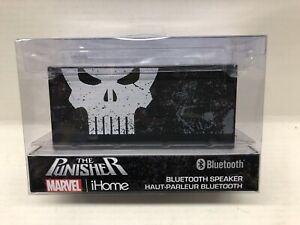 Marvel Ihome The Punisher Bluetooth Speaker