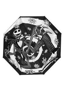 Jack Skellington Snowflake Color-Changing Umbrella