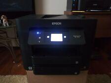 Epson WorkForce Pro WF-4730 Inkjet Multifunction Color Printer Amazing Machine