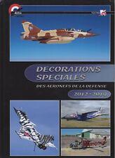 DECORATIONS SPECIALES DES AERONEFS DE LA DEFENCE 2012 - 2019 - DELTA