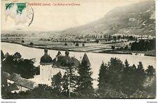 CPA - Carte postale-  France -  Vertrieu - Le Rhône et le Château (CPV532)