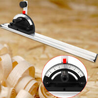 Table Saw Router Special Angle Miter Gauge Miter Guide Fence Cut For Woodworking