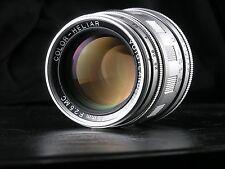 VOIGTLANDER 75mm f2.5 HELIAR teleobiettivo, si adatta a Leica M/Sony/Olympus