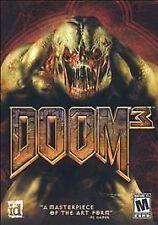 Doom 3 PC CD-ROM 2004, Complete w/ Key