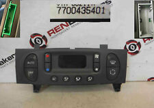Renault Megane Scenic 1999-2003 Heater Controls Climate Control 7700435401