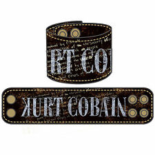Kurt Cobain - Wristband One Size