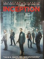 Inception (DVD Movie; Widescreen) Leonardo DiCaprio, Michael Caine