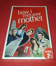 Coffret DVD How I Met Your Mother Saison 2