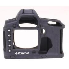 Polaroid Protective Rubber Camera Skin For The Canon 5D Mark 2 DSLR Camera