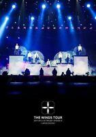 BTS - Bangtan Boys LIVE TRILOGY EPISODE III THE WINGS TOUR JAPAN Ed Blu-ray F/S