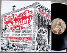 CHICAGO BLUES HARMONICA LP (R. CRUMB art) Bring Me Another Half-A-Pint (1976)