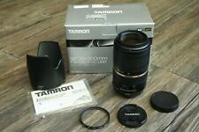 Tamron SP 70-300mm f/4-5.6 Di VC USD Lens A005 for Canon EF