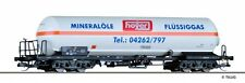 TT Gaskesselwagen Hoyer KG ohne Sonnenschutzdach DB AG  Ep.V Tillig 15030 Neu