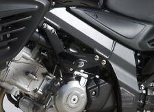 Suzuki DL650 V Strom 2005 R&G Racing Aero Crash Protectors CP0297BL Black