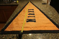 Miami Marlins game used Flag