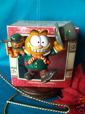 Enesco Ornament Garfield God Bless Us Everyone Dickens