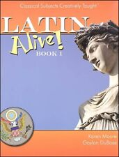 Classical Academic - Latin Alive! Book 1 Student Text