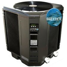 Aquaculture Breeder Heat Pump Heater Tank Aquarium 136,000 BTU's