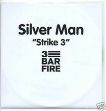 (506O) Silver Man, Strike 3 - DJ CD