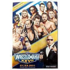 WWE WrestleMania 27 Programme New WM27