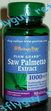 Saw Palmetto 1000mg Supports Prostate/Urinary Men's Health 90 Softgels