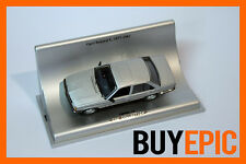 Schuco Opel Record E1 4 PORTE 1:43, Argento, Modellino Auto, Car Collection,