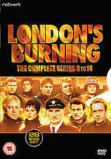 Londons Burning - Complete Series 8, 9, 10, 11, 12, 13, & 14 ----- DVD Boxset