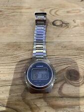Casio Watch Casiotron C-16 Vintage