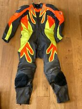 FRANK THOMAS MOTORCYCLE LEATHER SUIT 2 PIECE UK42 EUR 52 Available Worldwide