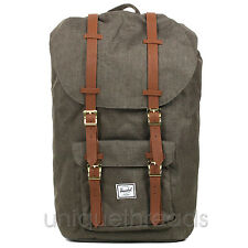 Herschel Supply Co. - Little America Backpack - Canteen Crosshatch / Tan