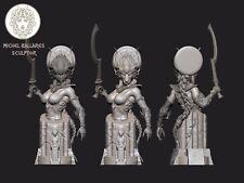 Sekhmet -Egyptian Goddess Of War Resin Model Kit Bust