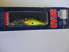 Rebel Double Deep Shad Dd 8769 Nip Crankbait Fishing Lure