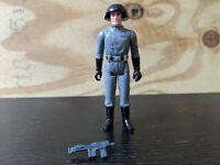 Vintage Star Wars Death Squad Commander 1977 Kenner ANH Hong Kong First 12
