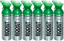 BOOST OXYGEN NATURAL ENERGY BOOSTER PORTABLE CAN 22 OUNCE - 6 PACK