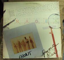 CRUSADERS Images LP OOP late-70's soul-jazz