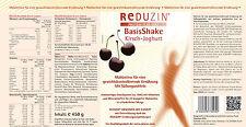 25 Diät Drinks, ProteinShake, Diät Shake mit Diätplan. Von Reduzin