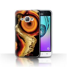 STUFF4 Phone Case for Samsung Galaxy J Smartphone/Modern Vibrant/Cover