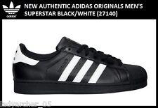 New Authentic Adidas Originals Men's Superstar 8 Black/White
