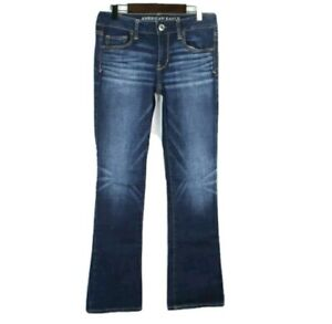 American Eagle Outfitter Stretch Skinny Kick JEANS US4 REGULAR/STANDARD