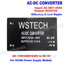 AC-DC Power Supply Buck Converter Step Down Module AC110V 220V 230V to DC 5V 2A
