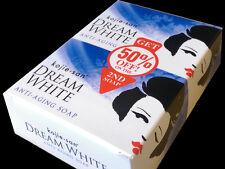 2 x 135g Genuine Kojie San Dream White Anti Aging Soap Whitening BEVI