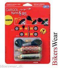 Oxford Cargol GRYYP Turn & Go 2 Kit Kit de reparación de emergencia K006 2 sistema de neumáticos