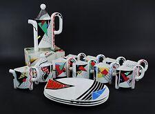 Alpha 3 Carnival Fujimori Collection 15 Pieces Disney Plates Dishes Tea Set FM99